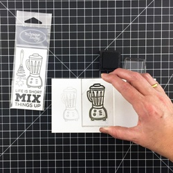 Using Clear Stamps | 5 Easy Steps | Technique Tuesday